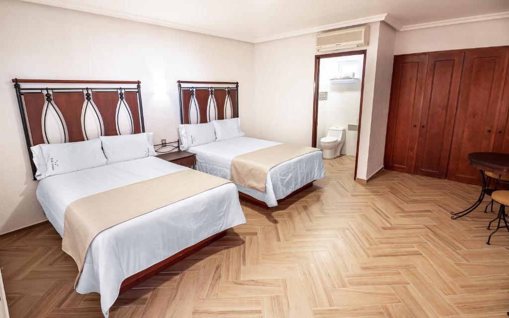 Hotel Alcazar - Guadalajara Centro Historico