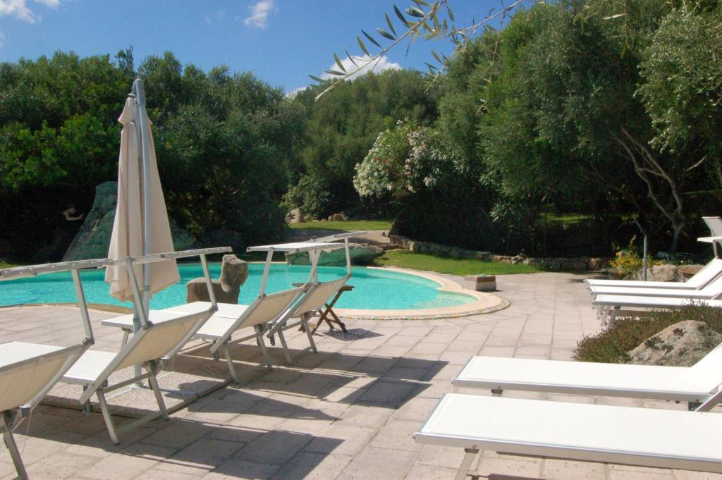 Studio in Olbia with shared pool and enclosed garden 2 km from the beach bild1