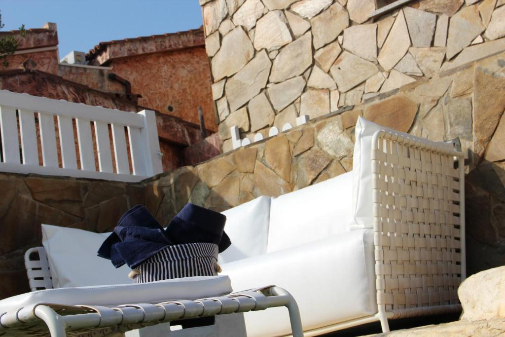 Villa with 2 bedrooms in Villaputzu with wonderful sea view private pool enclosed garden 500 m from the beach image6
