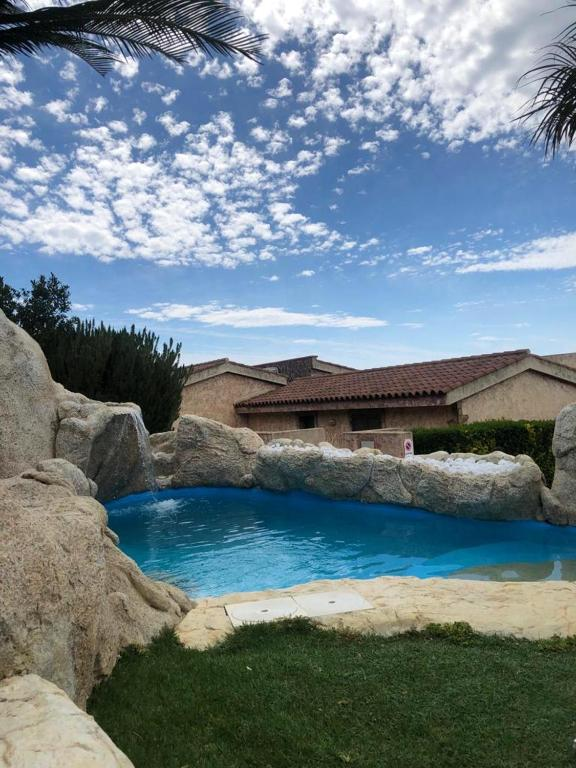 Villa with 2 bedrooms in Villaputzu with wonderful sea view private pool enclosed garden 500 m from the beach image5