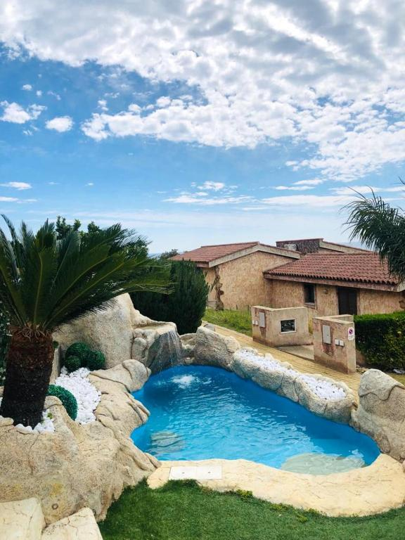 Villa with 2 bedrooms in Villaputzu with wonderful sea view private pool enclosed garden 500 m from the beach image9
