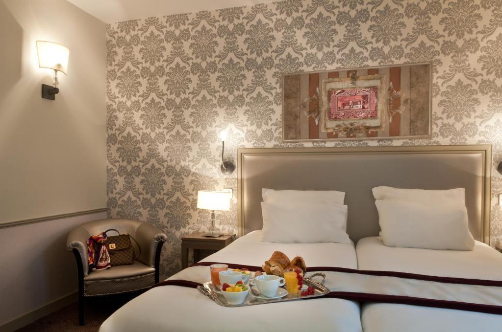 Hotel Monceau Wagram Paris France