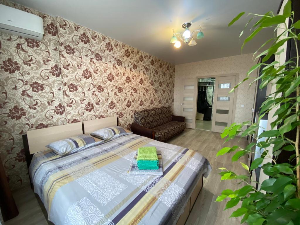Apartment on Leninskiy prospect 124b
