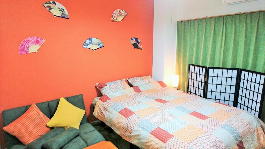Osaka Umeda Cozy Cute Apartment