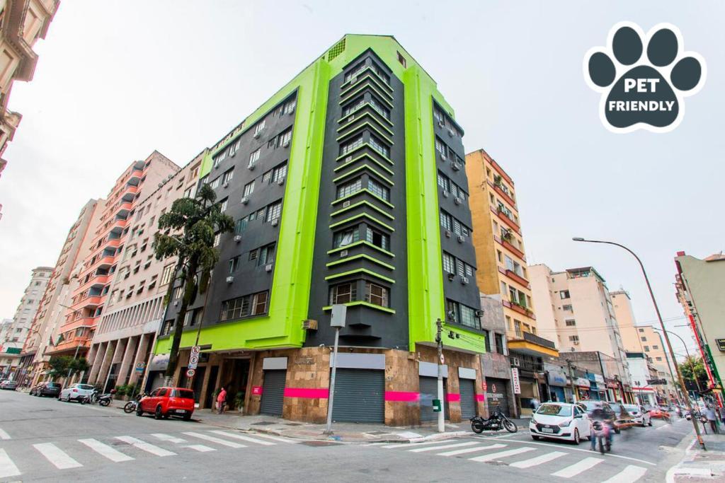 VOA Hotel Sao Paulo Downtown