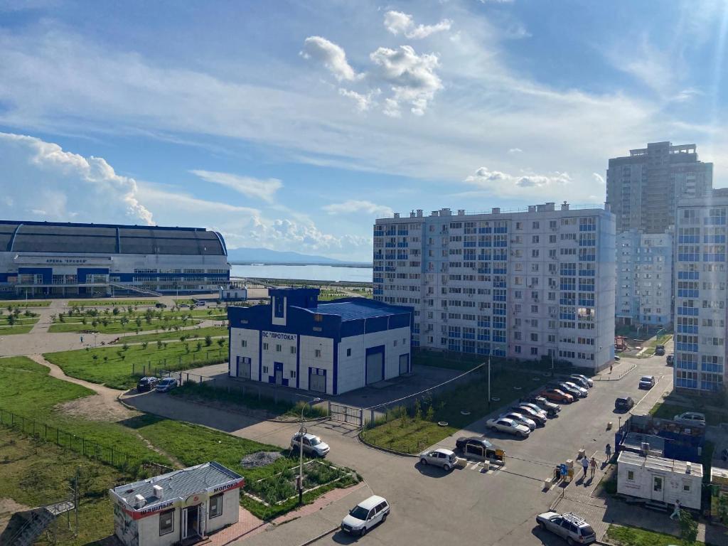 Apartment Erofey Arena at Sysoeva 8