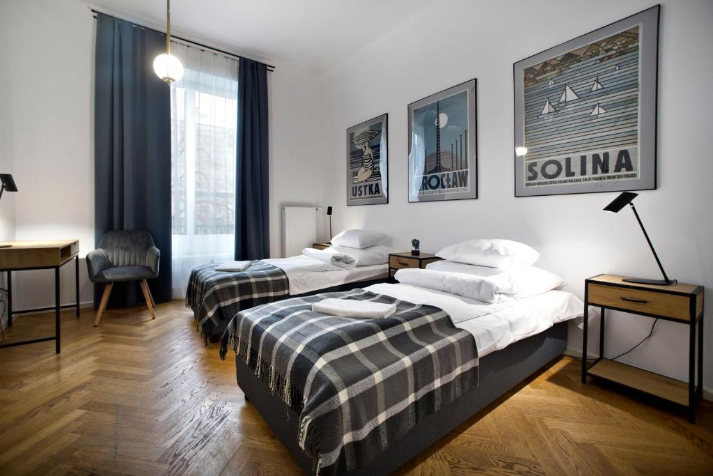 Two-bedroom apartment WARECKA by P&O Serviced Apartments