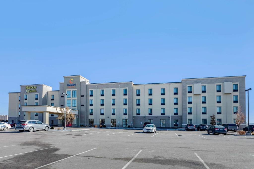 Comfort Suites Near Denver Downtown