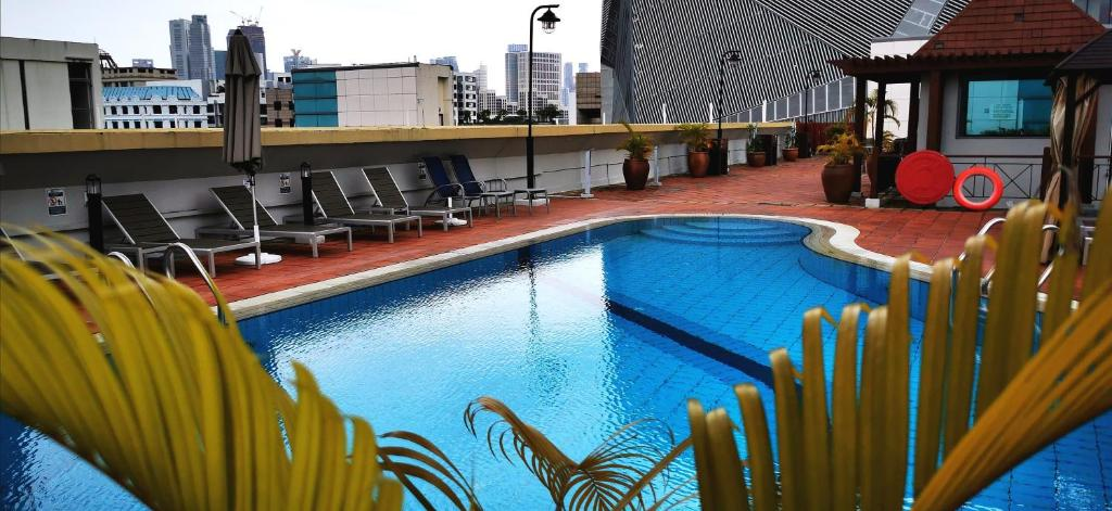 Orchard Point Serviced Apartments (SG Clean)