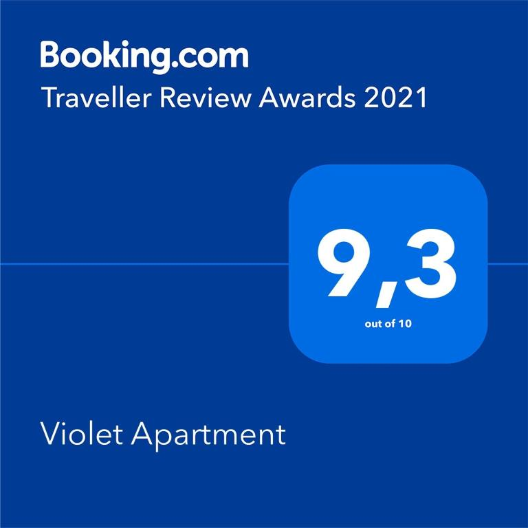 Violet Apartment bild9