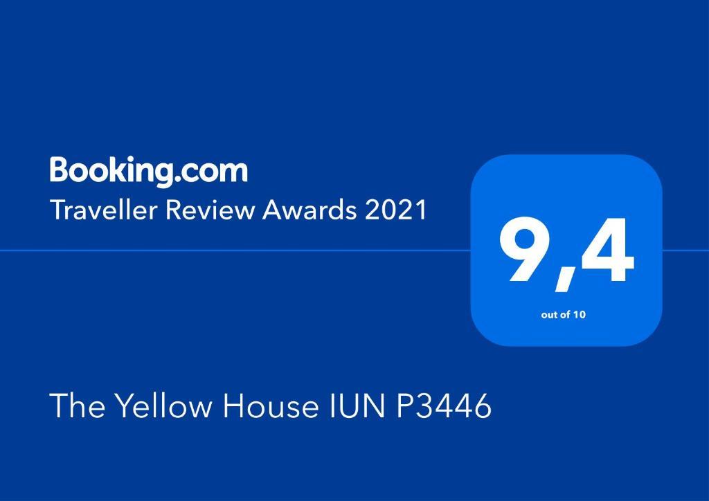 The Yellow House IUN P3446 img1
