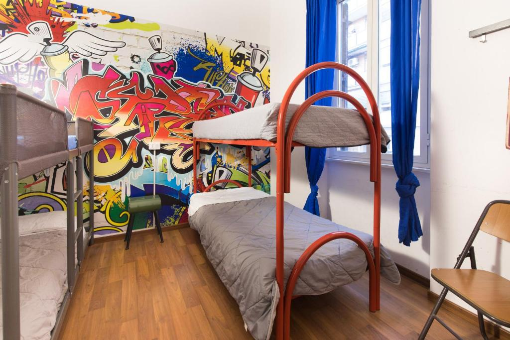 Hostel Roma for Backpackers