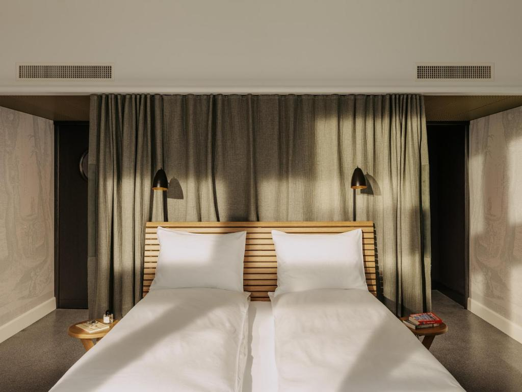 Volkshaus Basel Hotel
