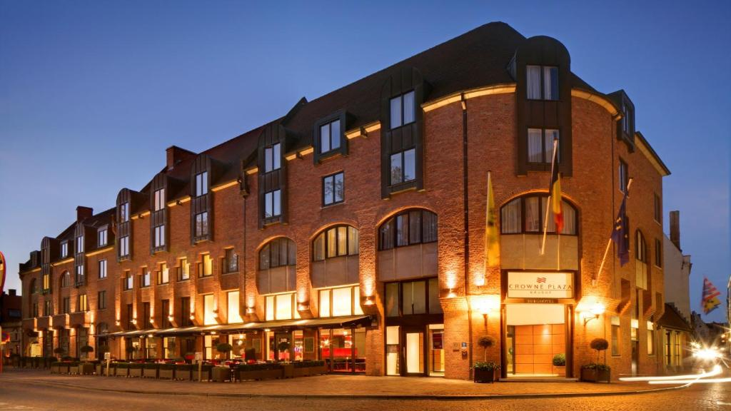 Crowne Plaza Hotel Brugge, an IHG Hotel