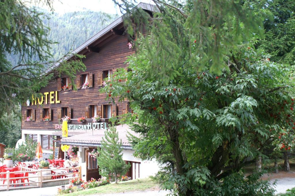 Hotel A Saint Pierre Italia