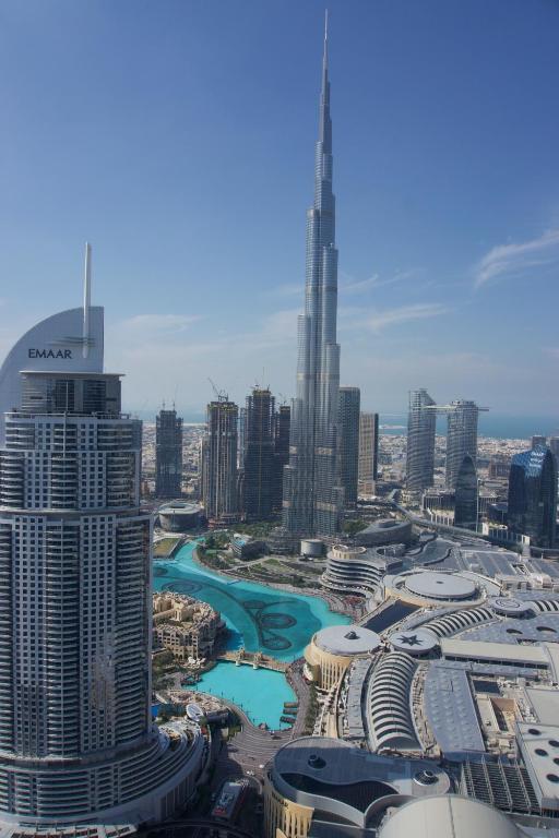 Ultimate Luxury & Views at the Fountains Dubai