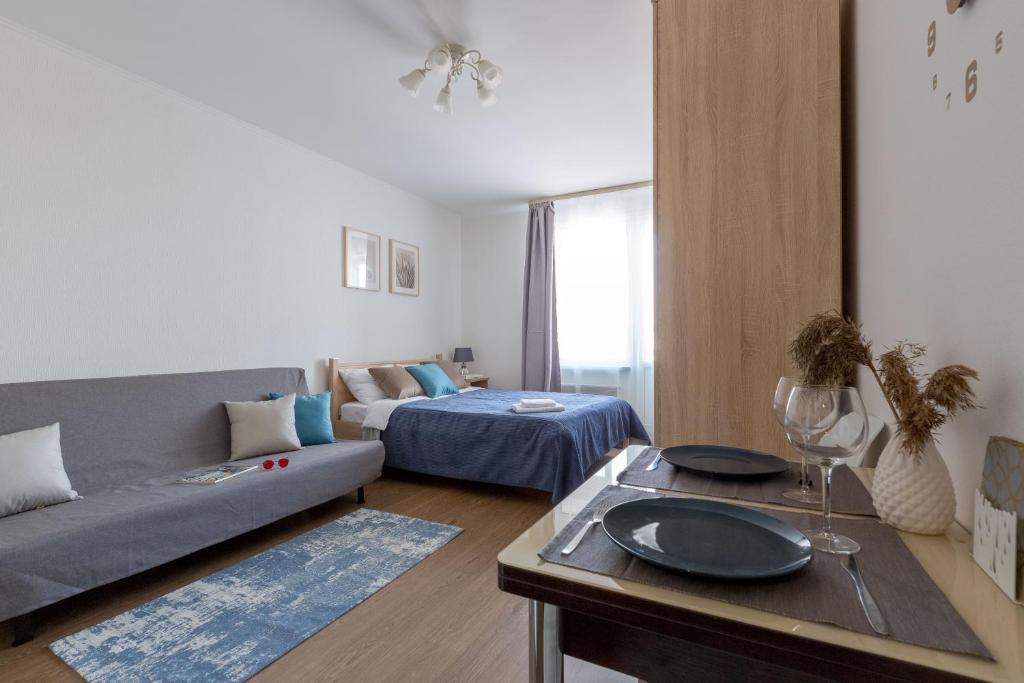 Pasha's apartments