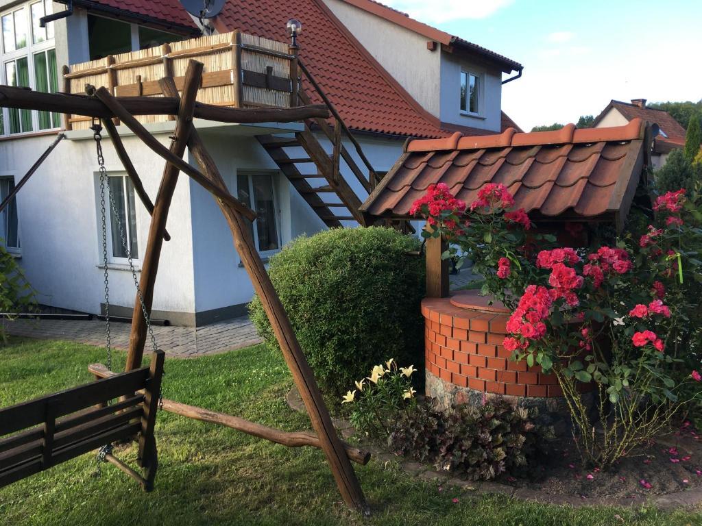 noclegi Kosewo Apartament Niezapominajka