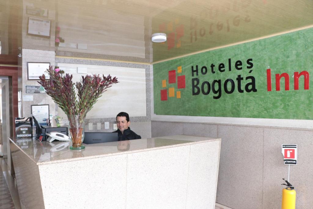 Hoteles Bogotá Inn Galerías
