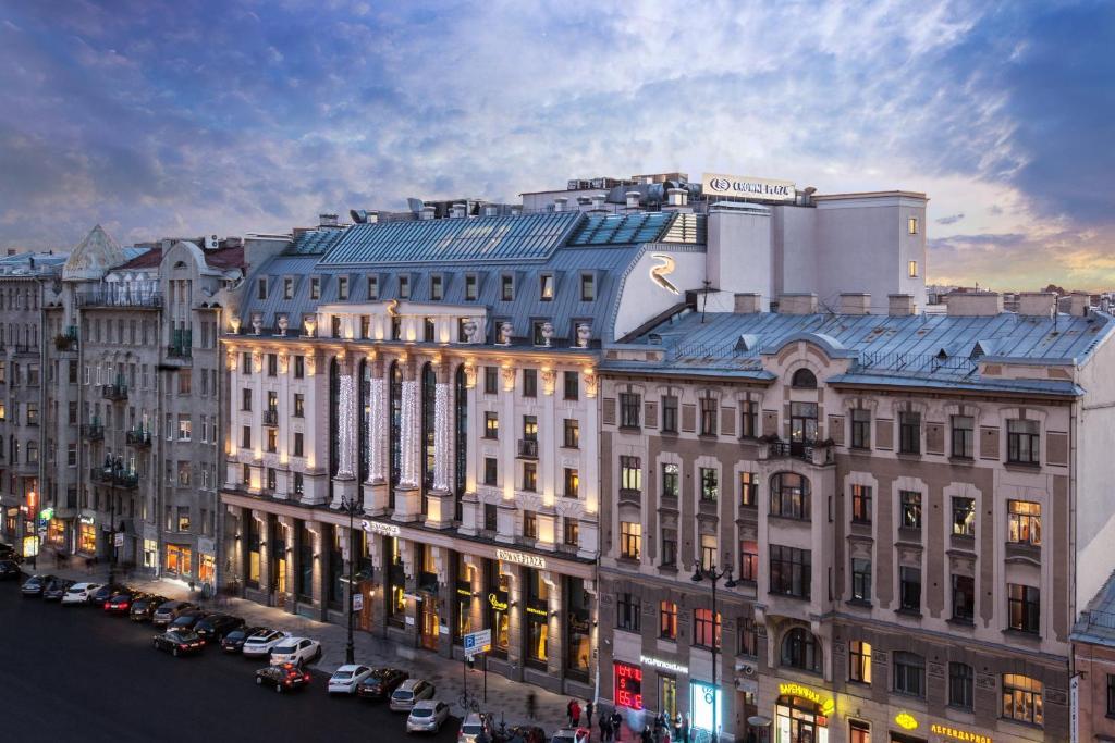 Crowne Plaza St. Petersburg-Ligovsky, an IHG Hotel