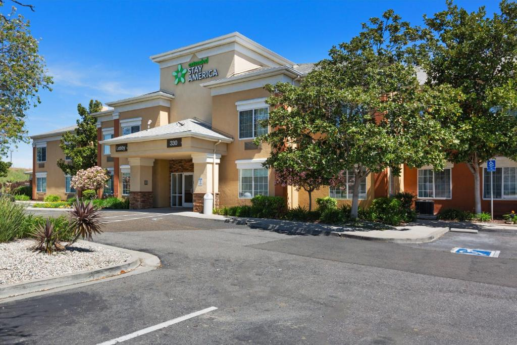 Extended Stay America Suites - San Jose - Milpitas - McCarthy Ranch