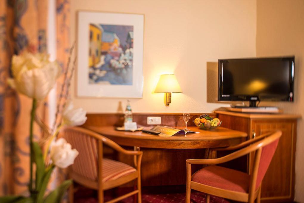Hotel Schweizer Hof Baden Baden