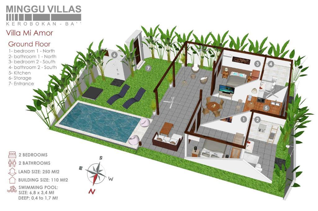 Villa Mi Amor