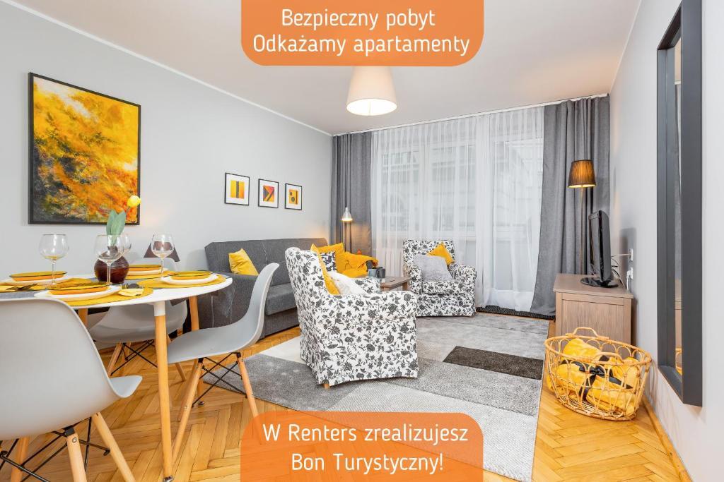 Apartment Warsaw Kredytowa by Renters