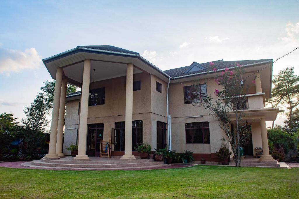 White House of Tanzania