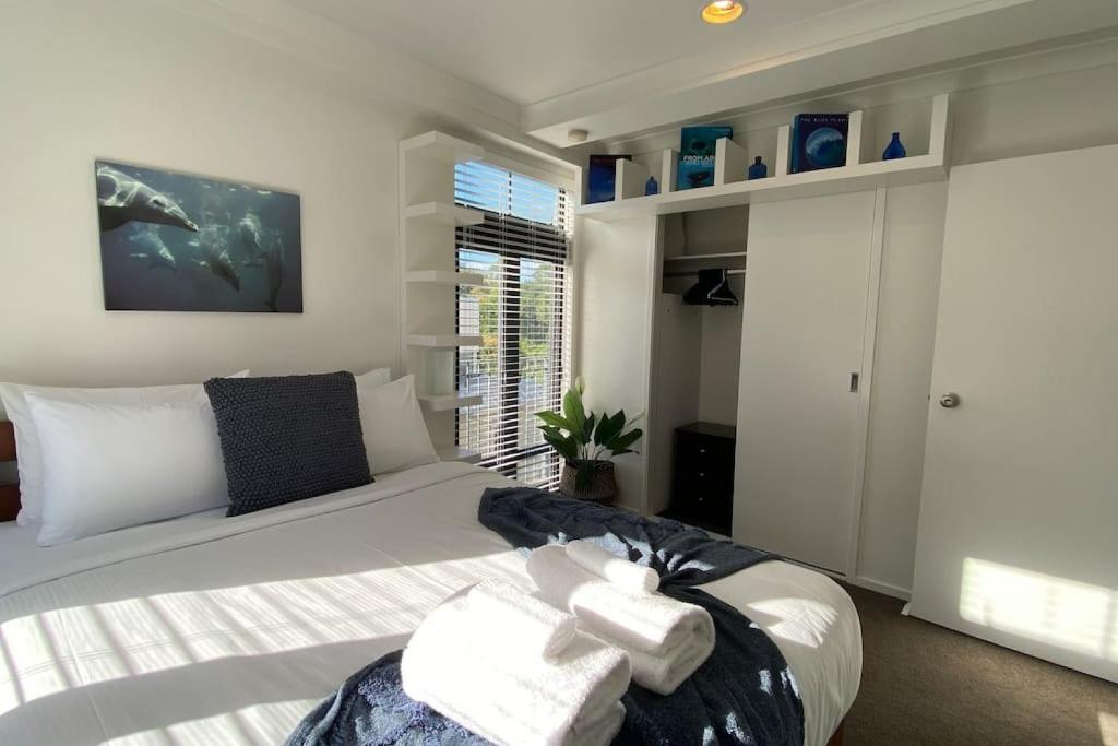 Lovely Parnell Apartment with Carpark