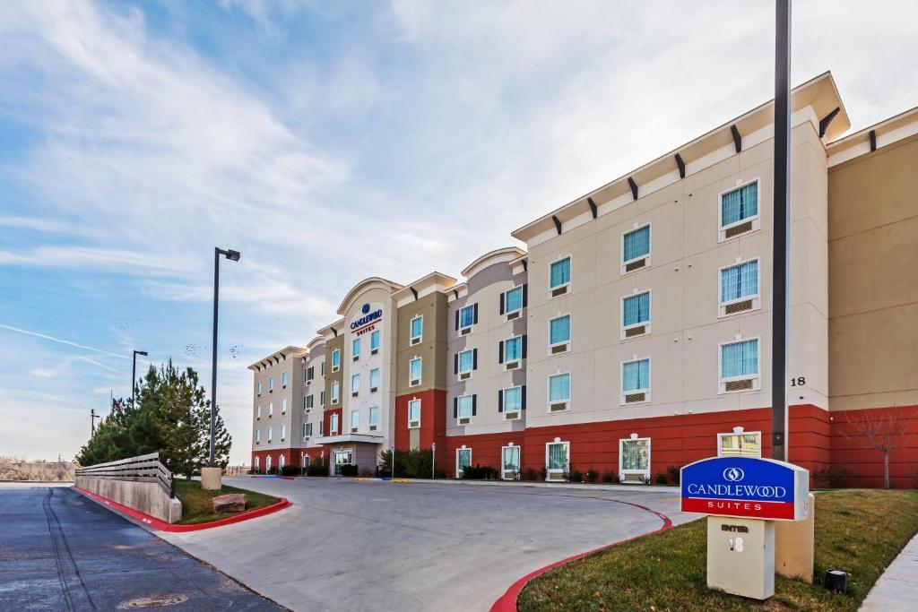 Candlewood Amarillo-Western Crossing, an IHG Hotel