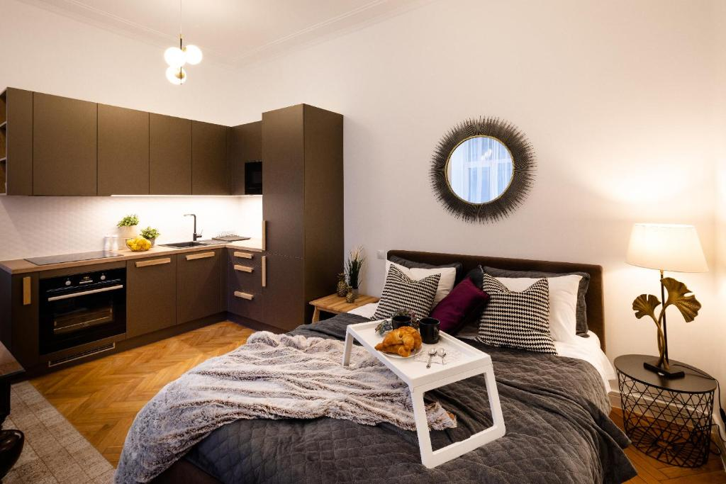 Brivibas House Design Apartments In City Center