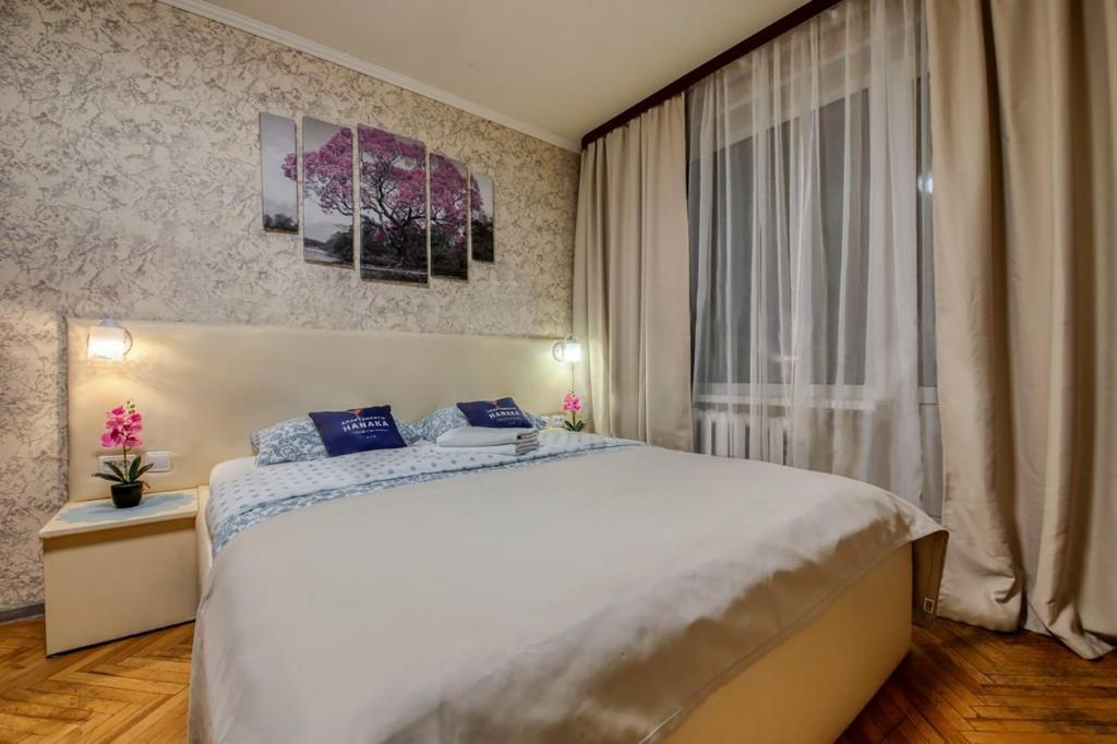 Apartment Hanaka Shipilovskiy 10
