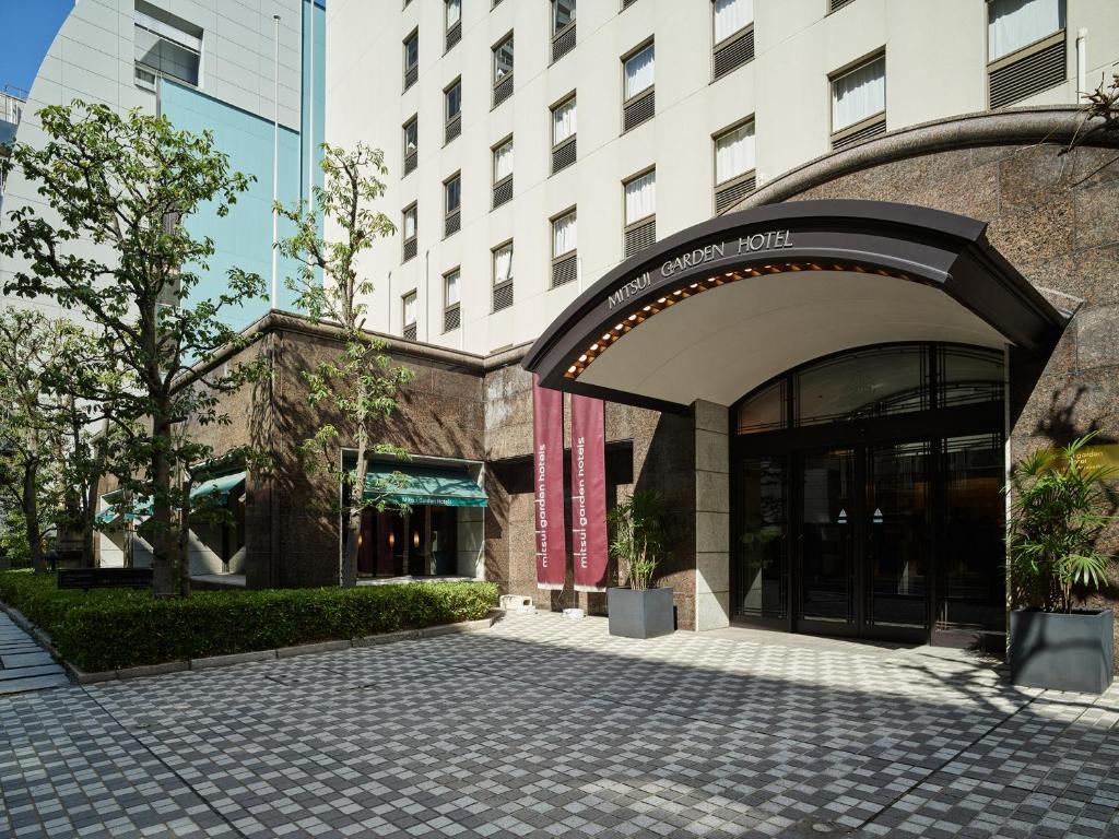 Mitsui Garden Hotel Osaka Yodoyabashi