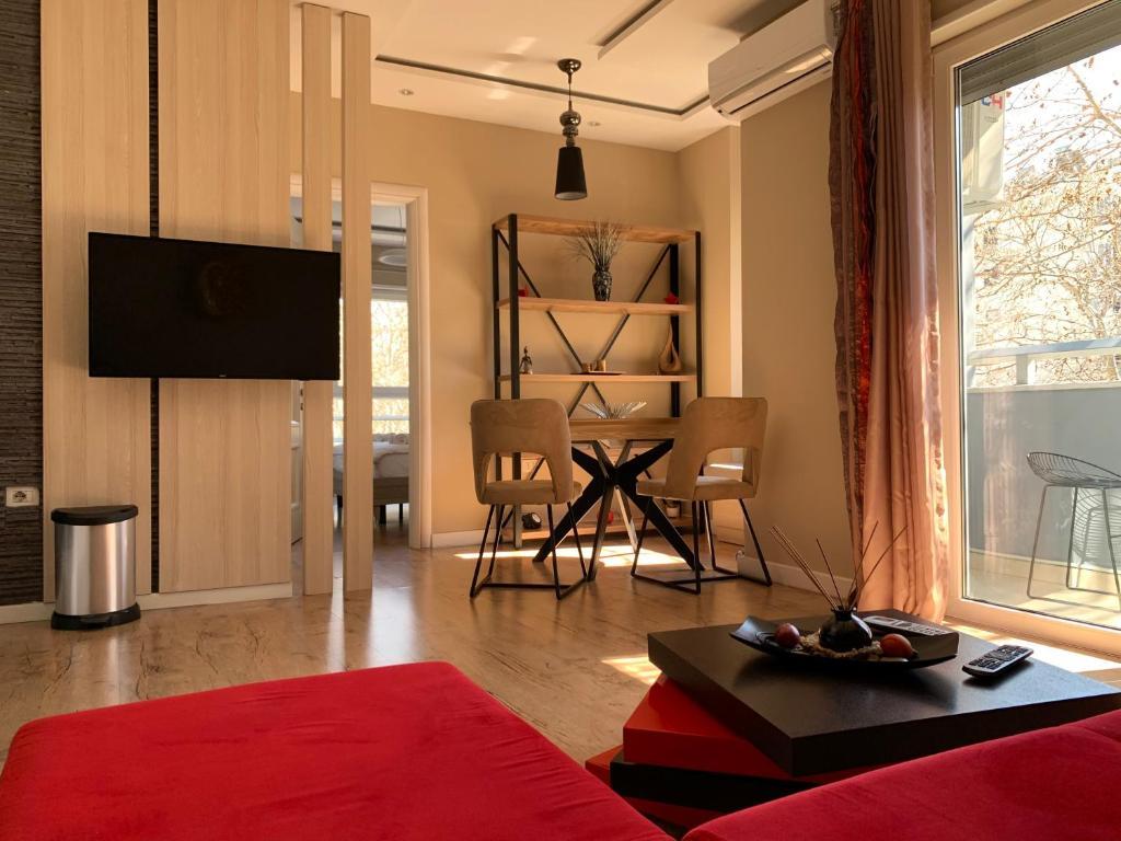 Haris Apartments Tirana