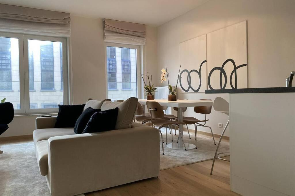 Bright Luxury apartment heart of Brussels