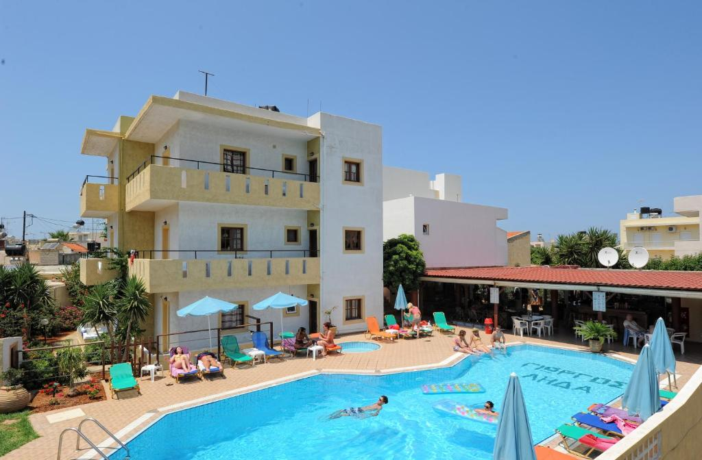 Economy Double Studio Stelios Residence Apartments