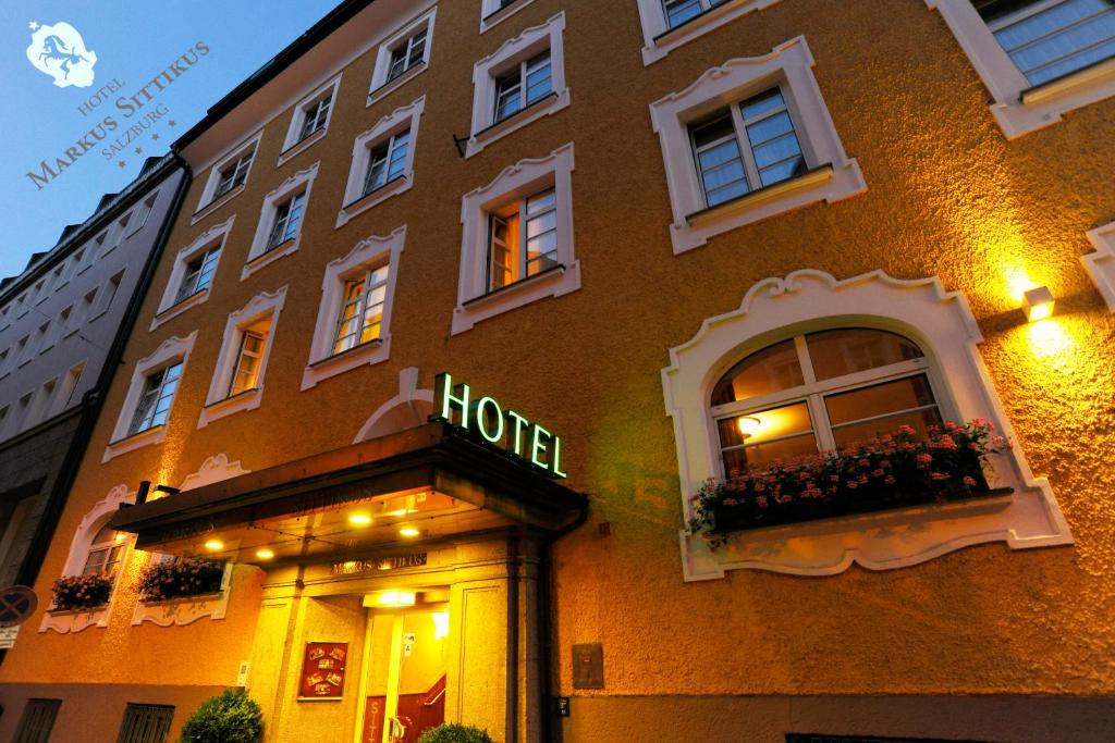 Hotel Markus Sittikus, 5020 Salzburg