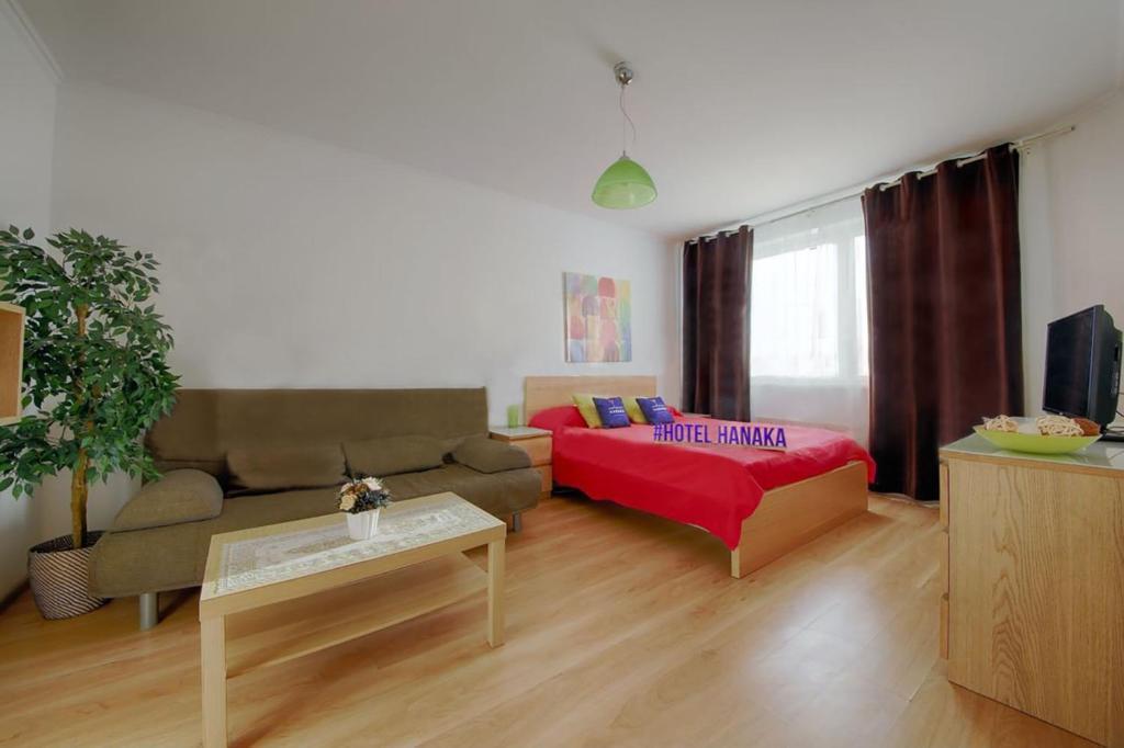 Apartment Hanaka Perovskaya 66