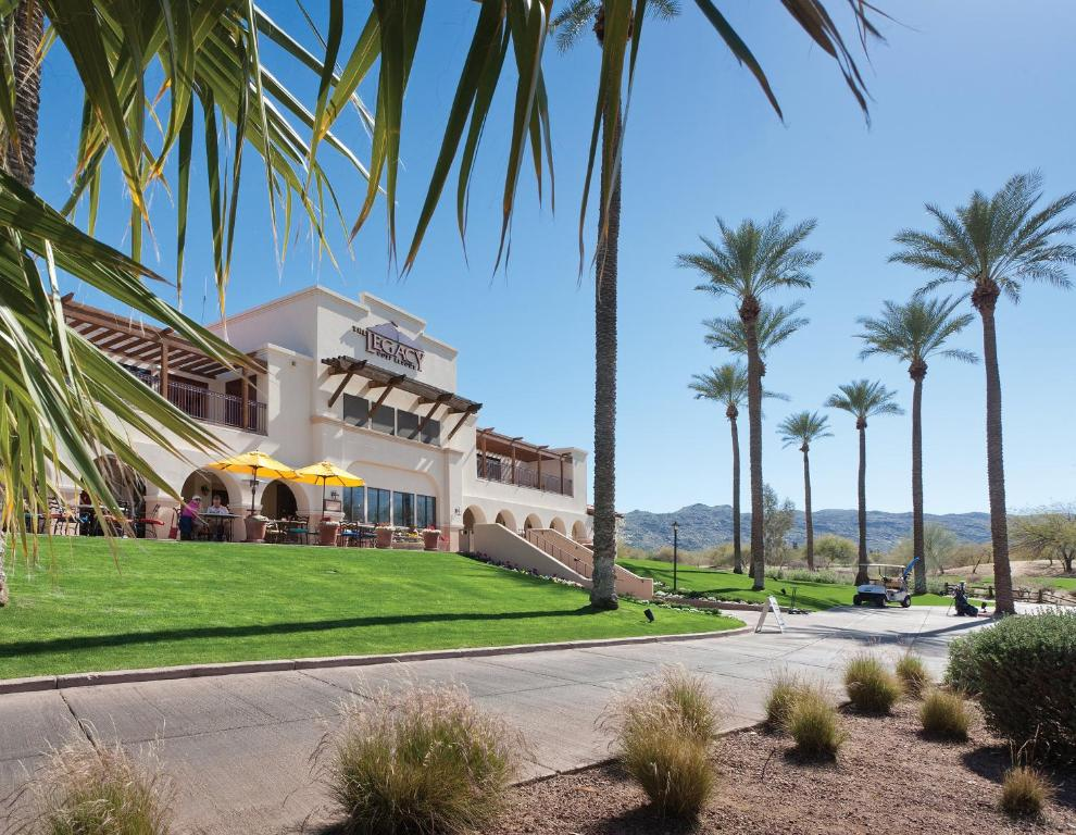The Legacy Golf Resort