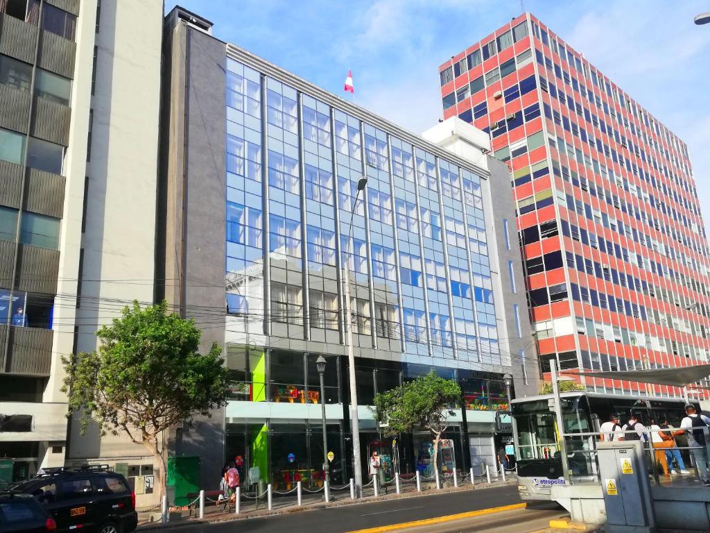 Hotel Diamond Lima