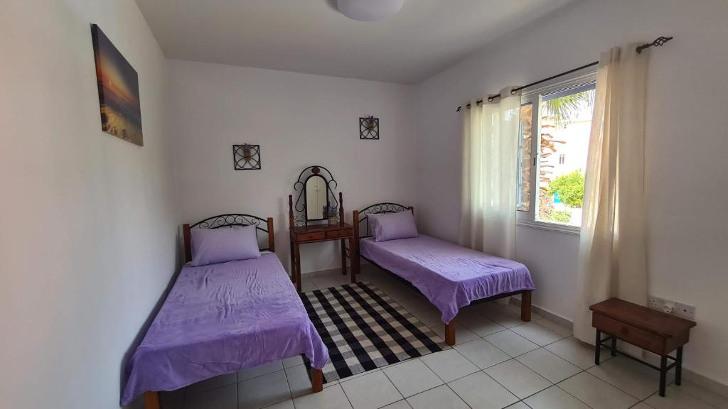Sunny Limnaria Gardens 2 Bedroom Apartment