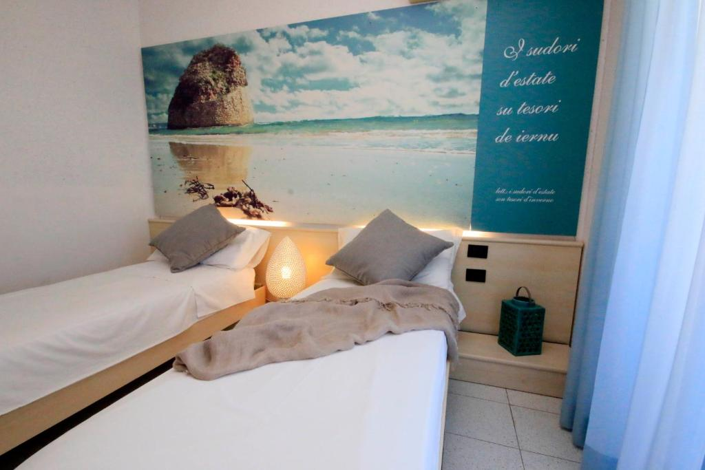 Double Room Blu Side Hotel & Residence