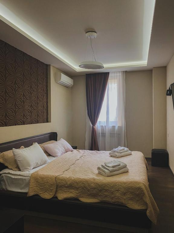 Apartments with two rooms and a large bathroomTbilisi center