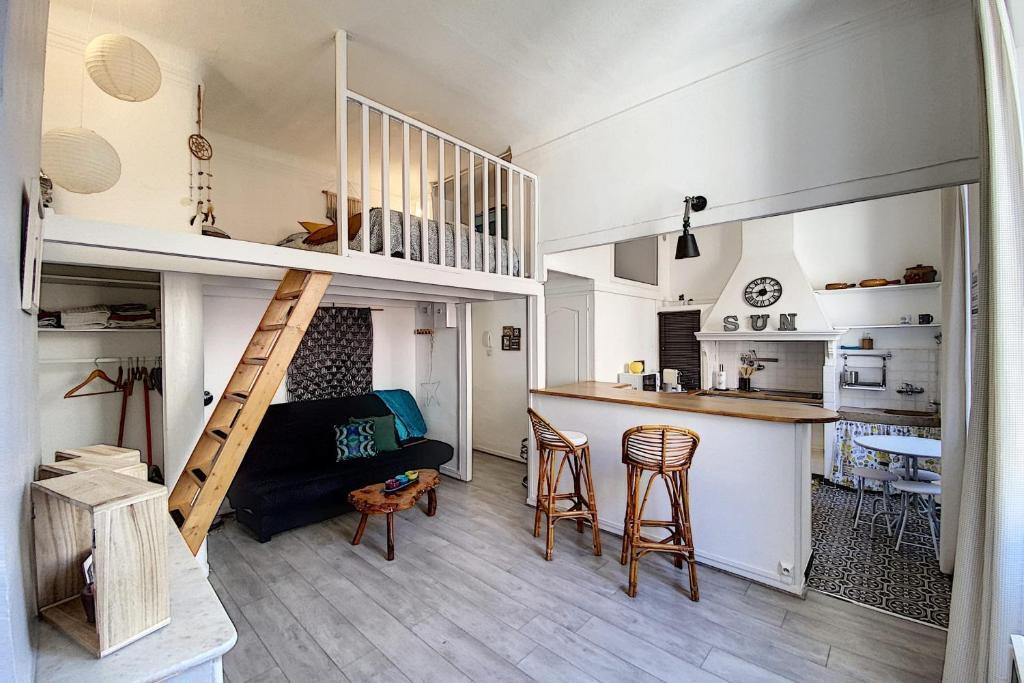 Cozy Studio in the Heart of the Panier