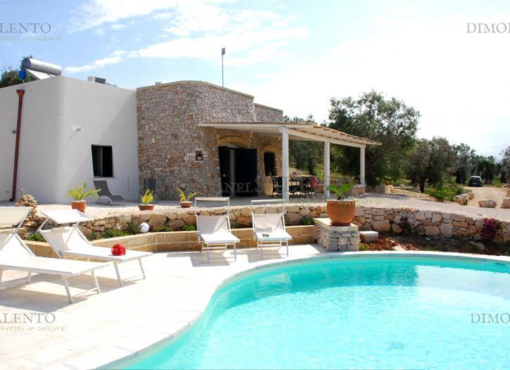Villa Berti con piscina esclusiva e splendida vista mare