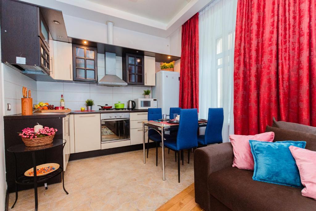 Lakshmi Lux Apartment Arbat Modern