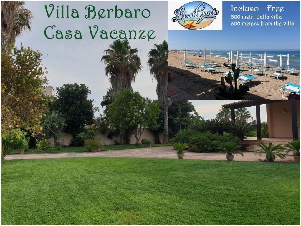 Villa Berbaro - Case Vacanze