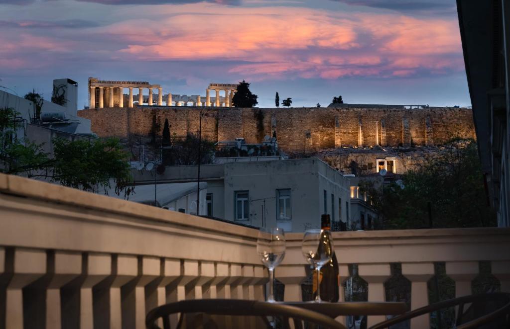 Acropolis Apartment with a unique view