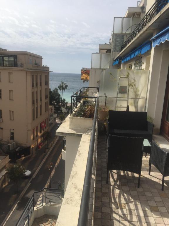 Appartement Carré d'Or Vue sur Mer